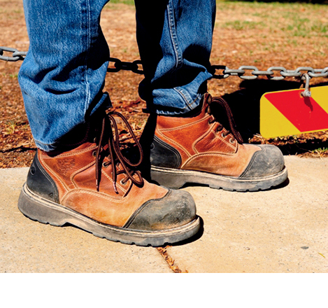 Amazeto Work safety boots